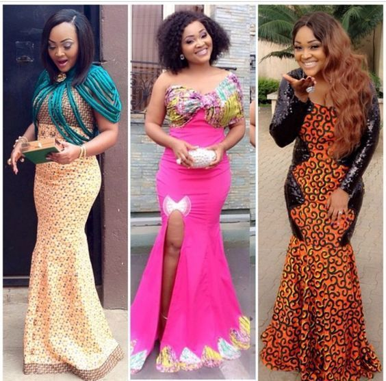 traditional gowns